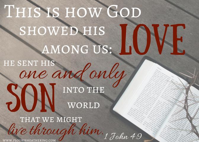 1 John 4-9 scripture card (2)