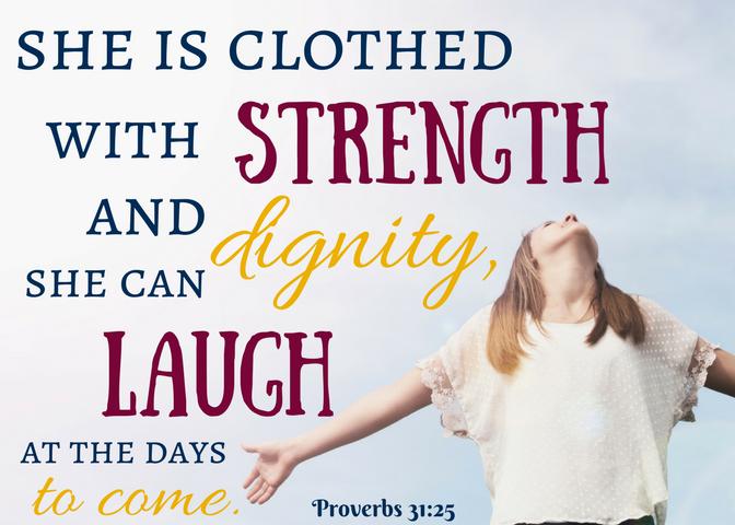 Proverbs 31-25 scripture card (2)