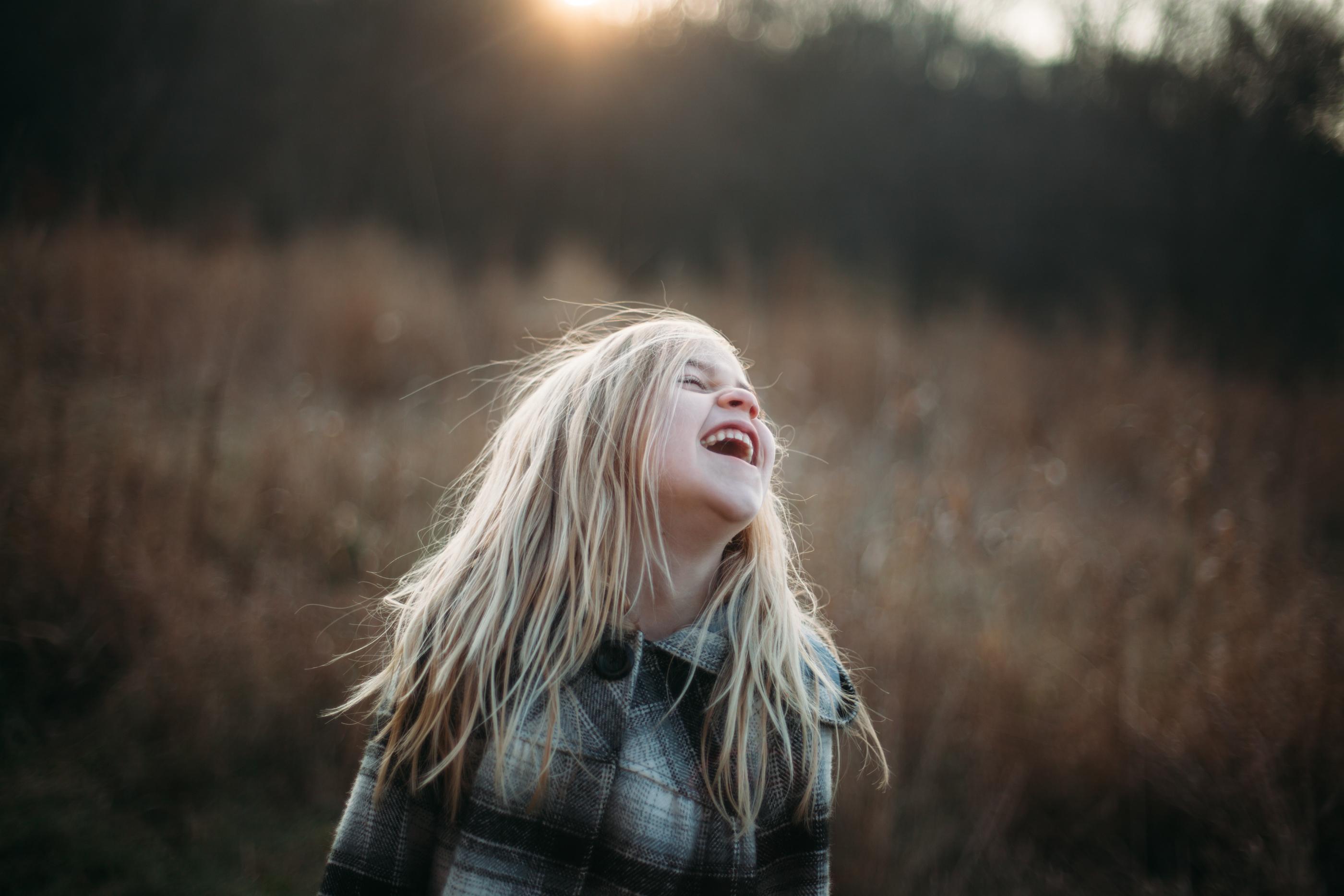 A Child of Joy